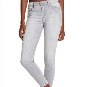 NWOT Pistola Gray skinny jeans 26